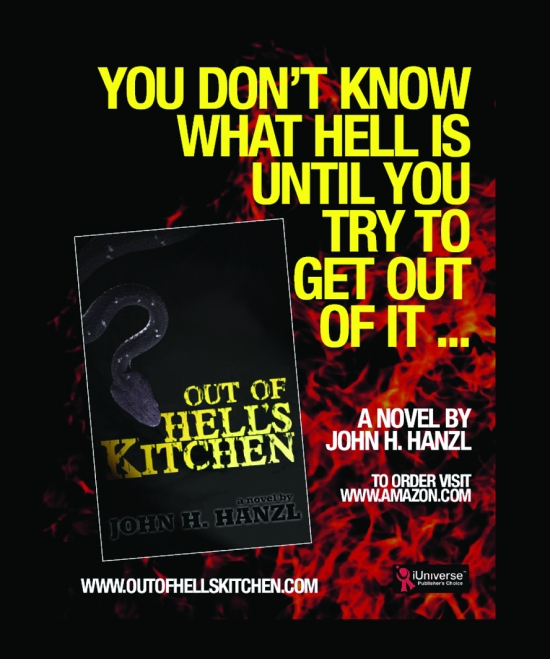Out of Hells Kitchen - Poster, Dig 250