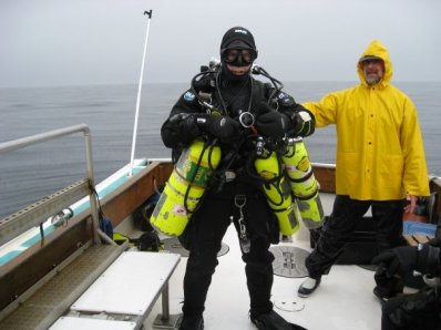 Technical Diving Gallery