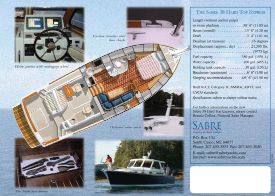Sabre 38 Hardtop Express